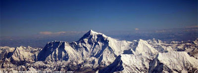 Photo couverture facebook HD montagne Everest