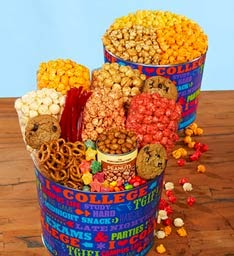 3 Winners! The Popcorn Factory Back to School Giveaway ends 9/8