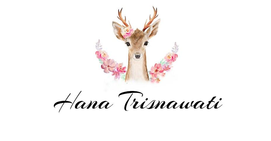HANA TRISNAWATI - Lifestyle, Travel, Beauty
