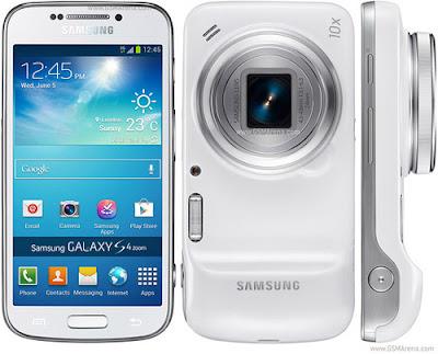 Root Samsung Galaxy S4 Zoom SM-C101