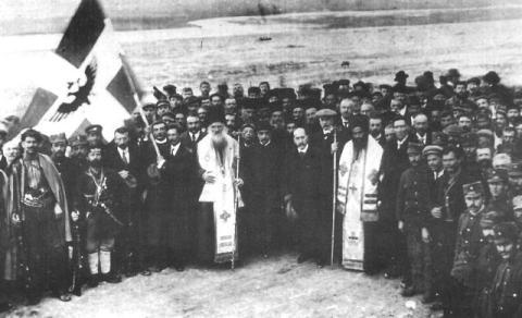 17 Φεβρουαρίου 1914: Η ανακήρυξη της Αυτονομίας της Βορείου Ηπείρου στο Αργυρόκαστρο