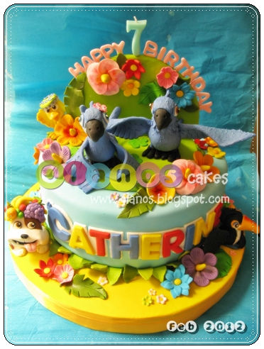 Cake Delivery Uk Staffordshire