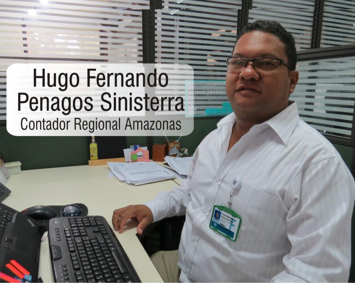 Contador Regional Amazonas