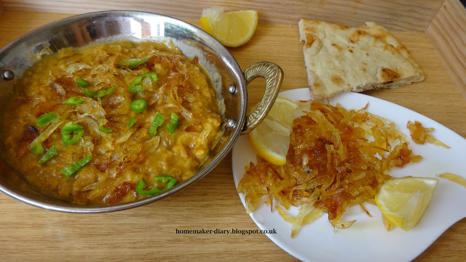 Diary of a homemaker delicious home cooked recipe collection vegetarian haleem forumfinder Images