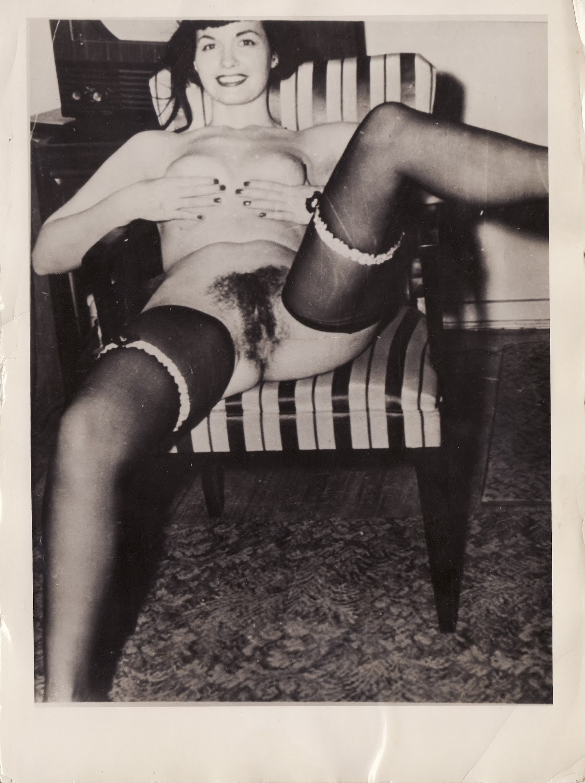from Ford nude pictures of bettie page