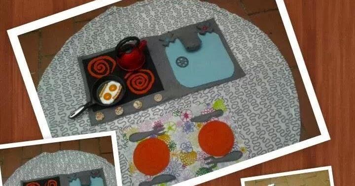 Cosas de harne una cocina de juguete port til - Cocina portatil ikea ...