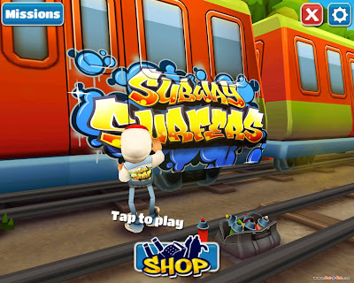 Play Subway surfers in PC without Bluestack.
