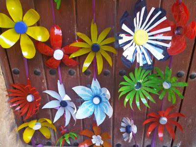 El rac de la mireia decoraci de primavera for Decoracion del hogar en primavera