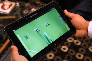 Qualcomm Snapdragon S4 Liquid tablet