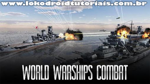 World Warships Combat- Mod money