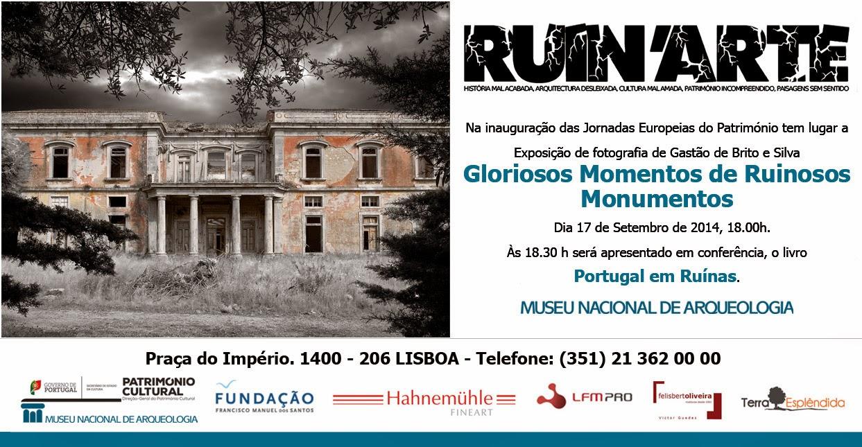 Gloriosos Momentos de Ruinosos Monumentos