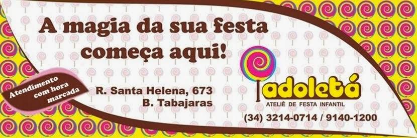 Adoletá - Ateliê de Festa Infantil