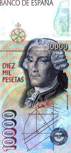 Jorge Juan y Santacilia, el genio matemático y científico de las 10.000 pesetas