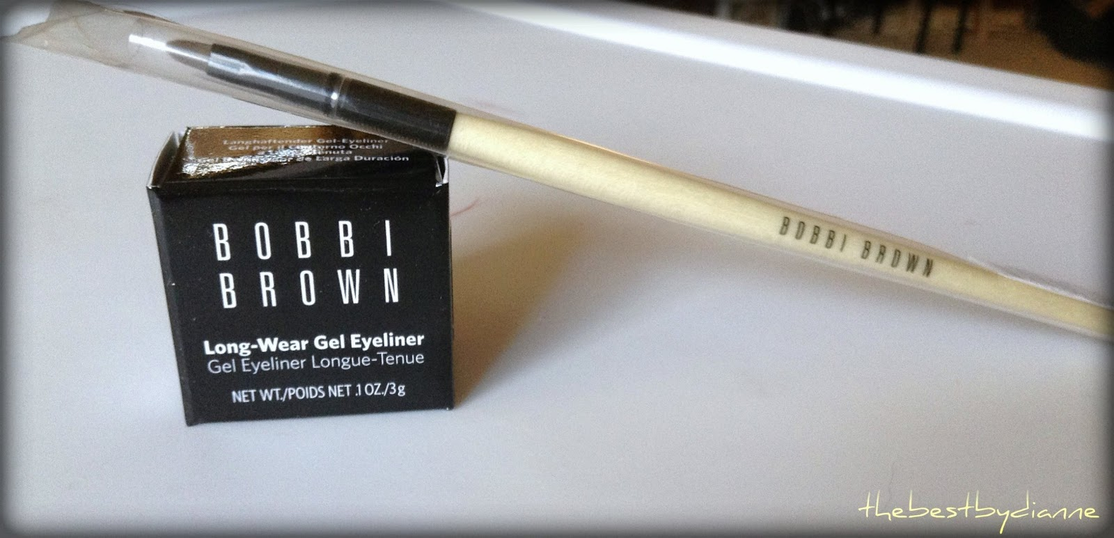bobbi brown brushes uses. the look: i have a little experience with gel eyeliners and never really been big fan. love my liquid because of how easy they are to use bobbi brown brushes uses