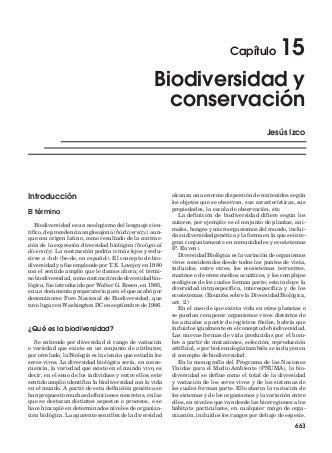 El blog del profe de biolo sobre el concepto de biodiversidad for Botanica general pdf
