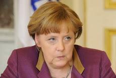 Sauere Merkel aka IM Erika