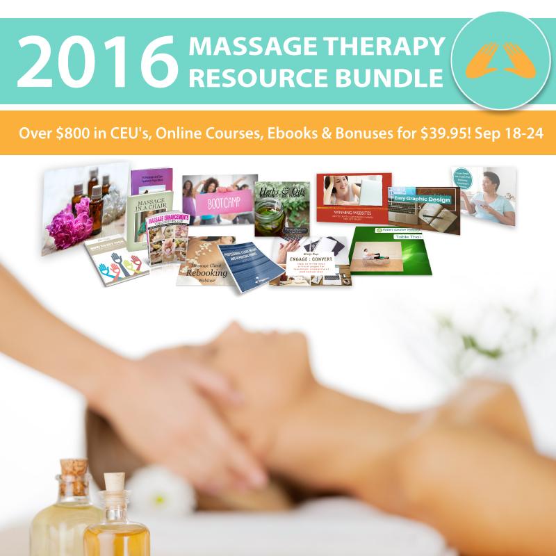 Massage Resource Bundle