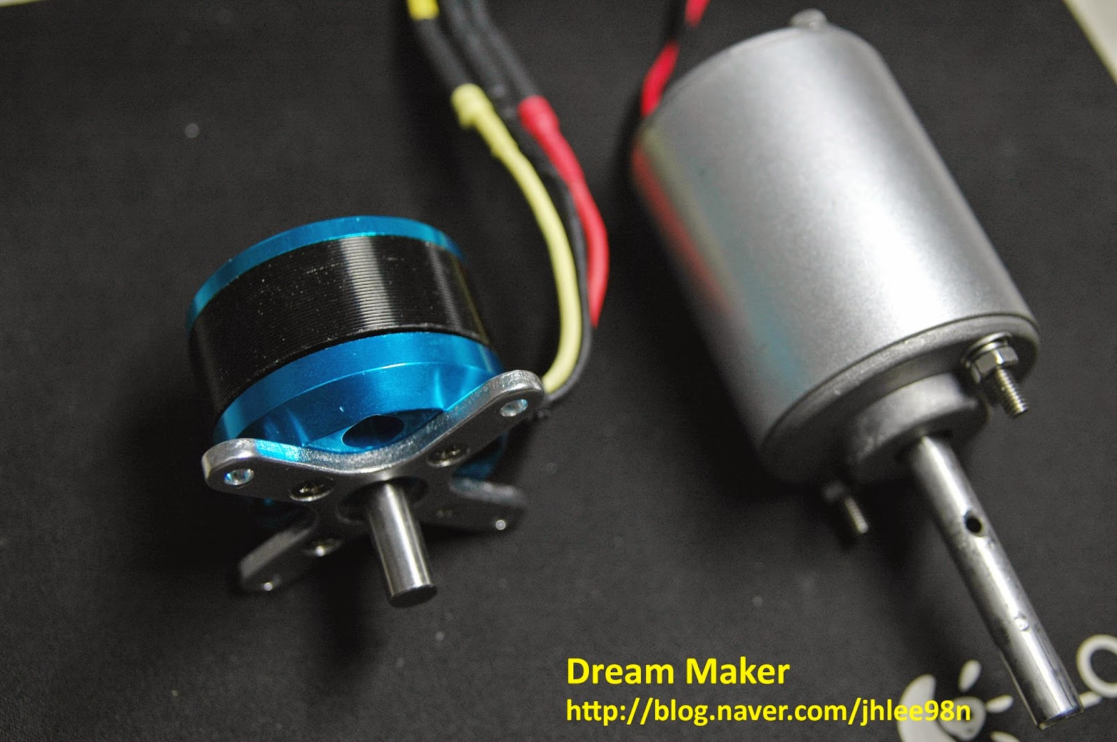 Purchasing Bldc Motor For Micro Cnc Spindle Dream Maker Machine Wiring Schematic As You Know Rc Motors Outer Diameter Is Simillar Than Dc However Length The Half Of So I Expect Weight Adventage