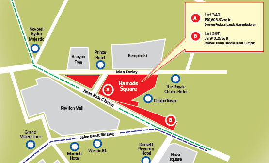 Harrods Square Kuala Lumpur