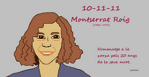 Homenatge Montserrat Roig