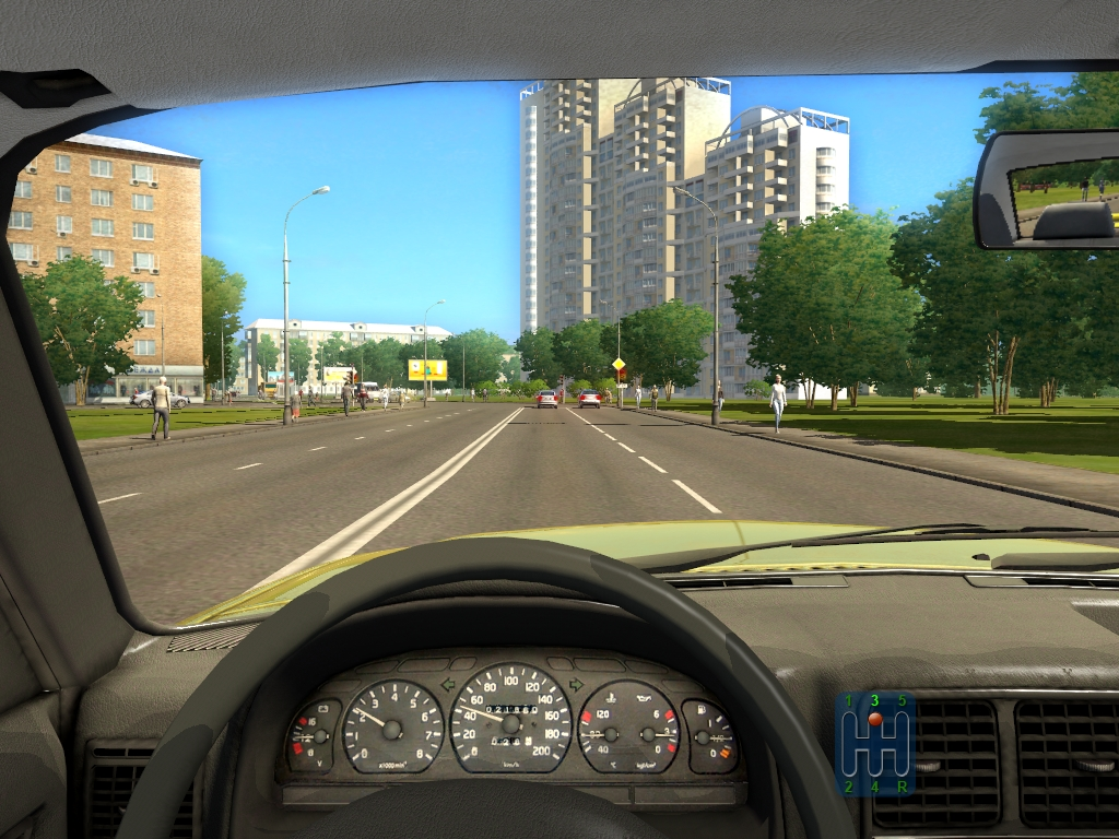 city car simulator online