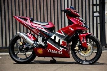 Variasi Motor Yamaha Jupiter Mx terpopuler