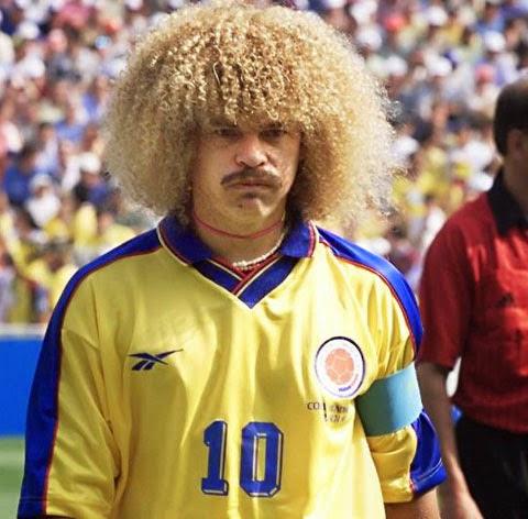 peinados de los futbolistas