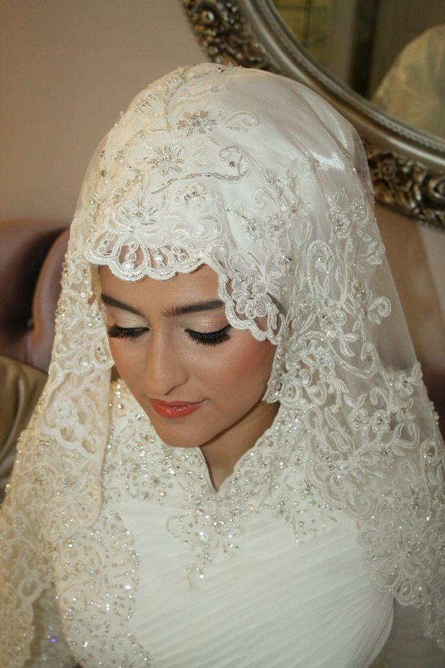 Model Hijab Pengantin Muslimah Gaya Baru