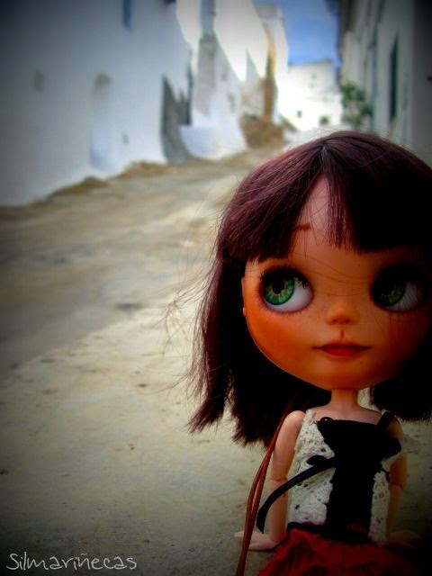 Basaak doll en Oliva Valencia