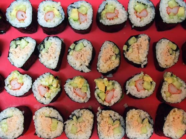 Setsubun & Sushi