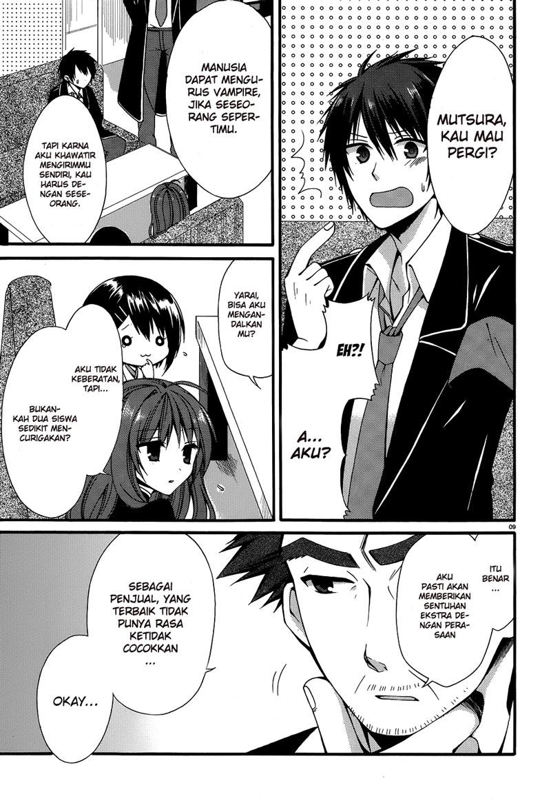 Komik dracu riot 009 10 Indonesia dracu riot 009 Terbaru 9|Baca Manga Komik Indonesia|