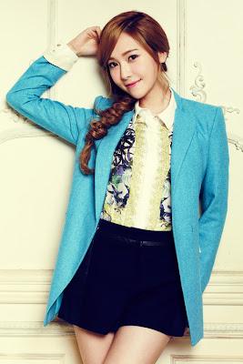 Jessica Jung SNSD Girls' Generation Soup CF