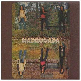 Madrugada - Madrugada (1974)