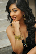 Tanishka Glam Photo shoot in Black-thumbnail-12
