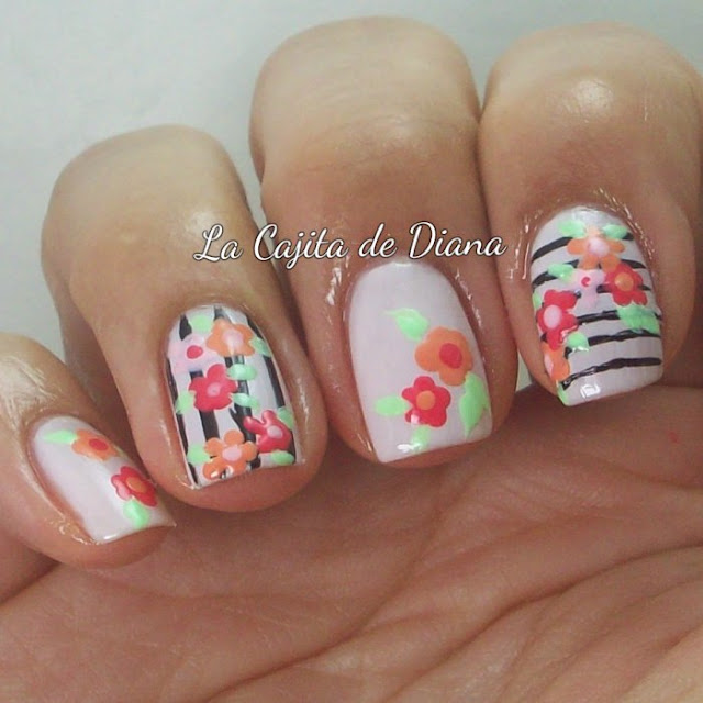 wednesday-pattern-nailart