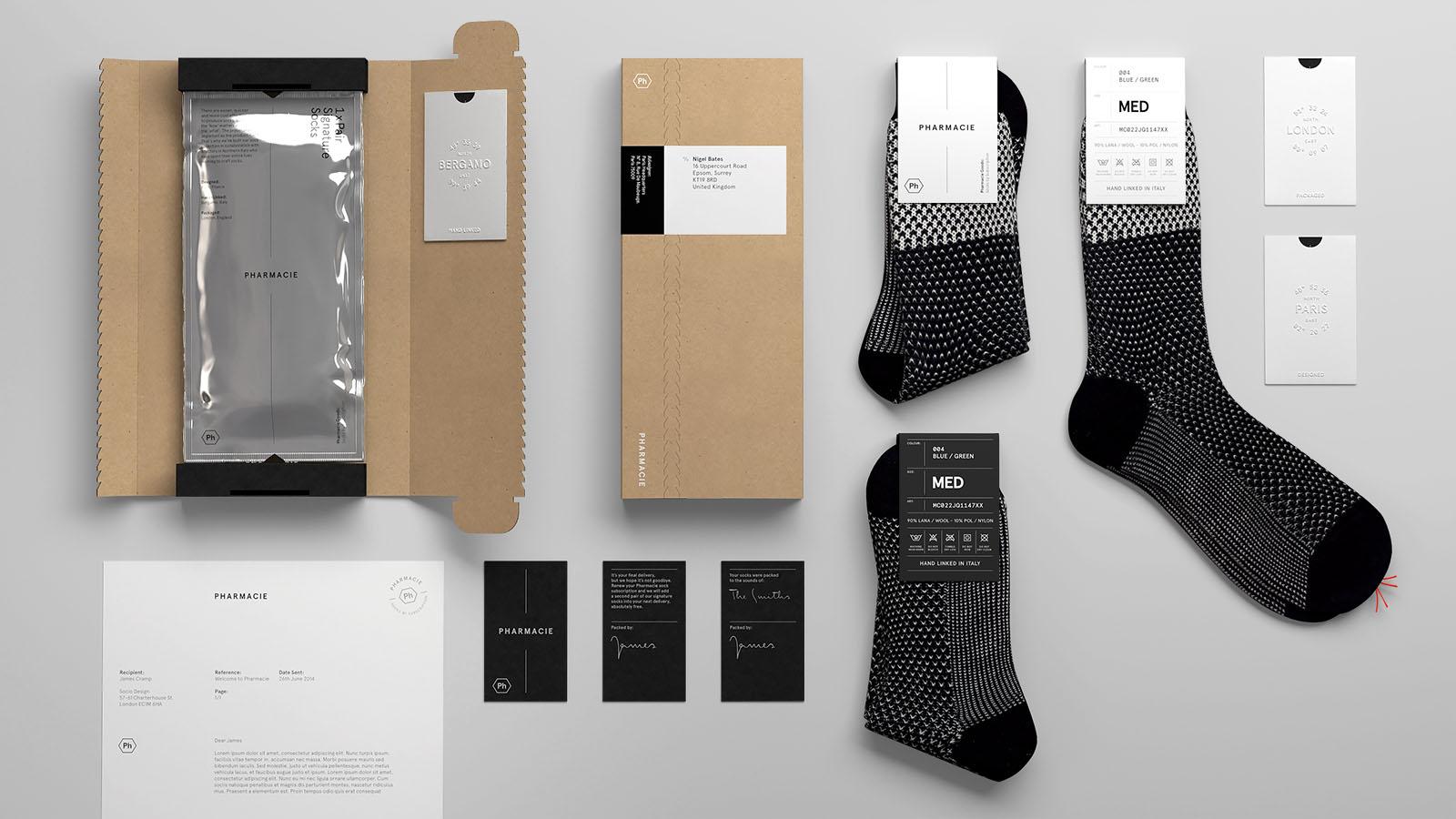 Pharmacie Goods The Sock Subscription Service On