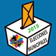 SIGUE AQUÍ LAS ELECCIONES MUNICIPALES 2105