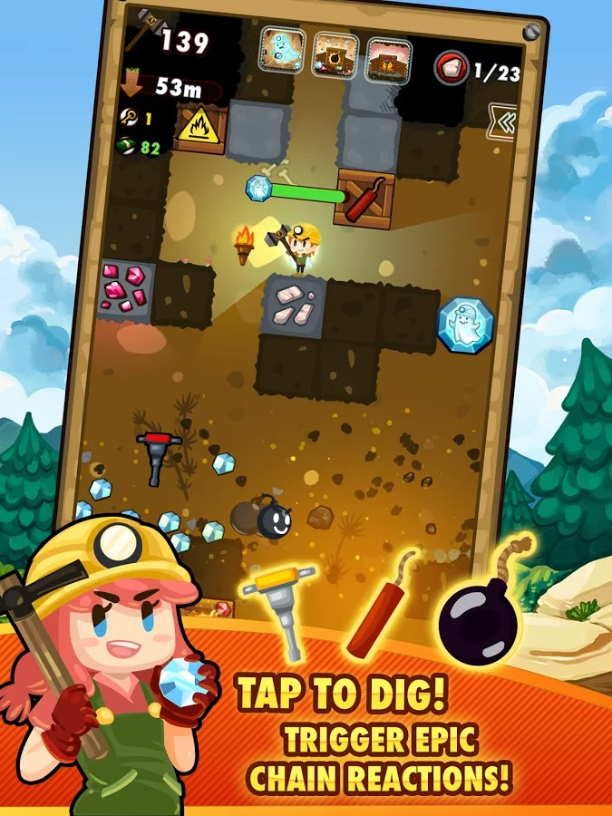 Pocket Mine 2 v1.9.0.7 Mod