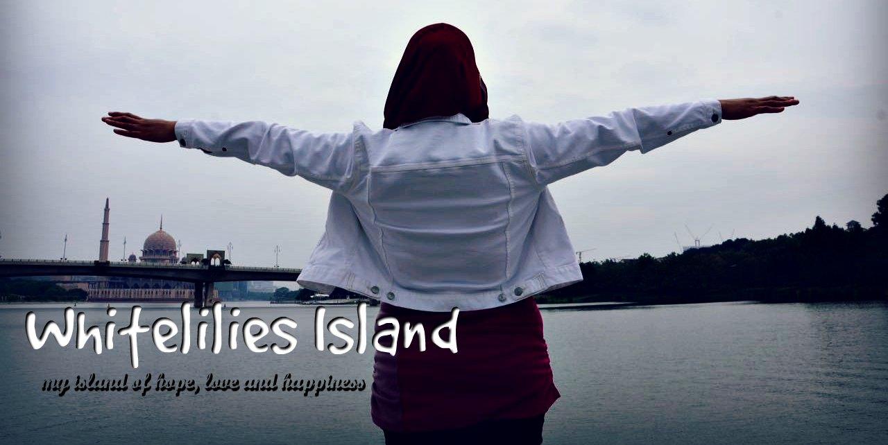 whitelilies island