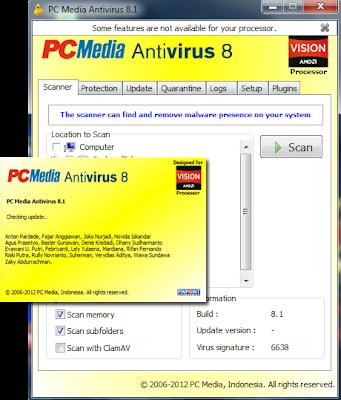 PCMAV 8.0 Raptor