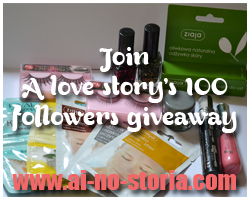 100 Followers International Giveaway