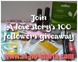 100 Followers International Giveaway