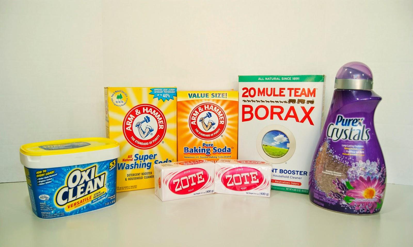Como hacer un detergente de Lavandería, bueno y barato