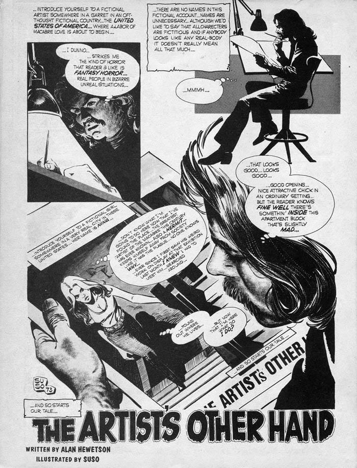 El arte del comic y la ilustración Psycho14028