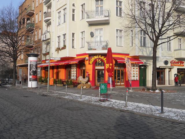 cheap eats Berlin roast chicken