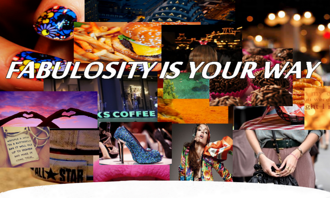 Fabulosity is your way: Blog mode, lifestyle, voyage