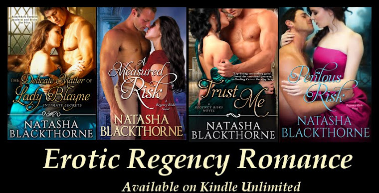 Natasha Blackthorne's New Releases