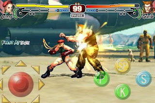 Street Fighter IV for iPhone to add Cammy aka Kirabi 4