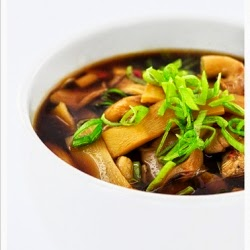 CHINESE SPICY & SOUR SOUP