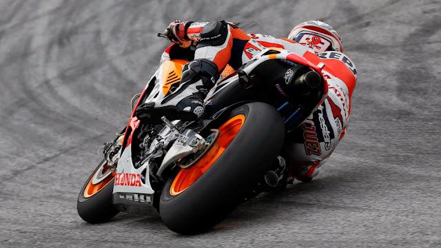 Foto Marc Marquez MotoGP 09